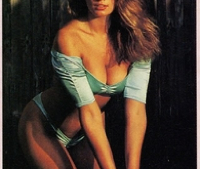 Cindy Crawford In A Swimsuit For A Marc