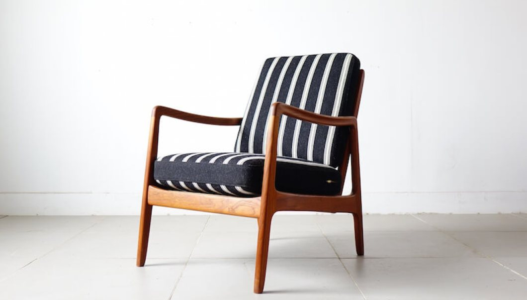 Eazy chair by Ole Wanscher