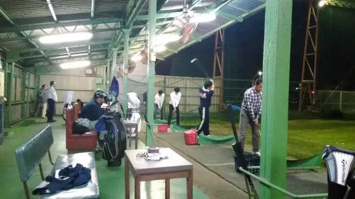 wp00018 - 江南ゴルフセンター 毎週木曜日の地元ゴルフ仲間練習会