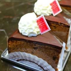 ザッハトルテ オーストリア・ウィーンの有名なチョコレートケーキ