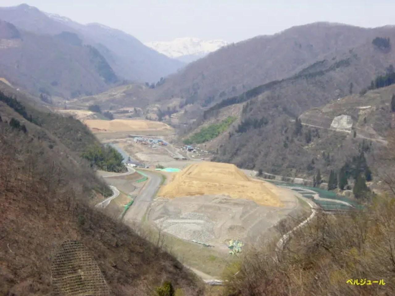 tokuyama00007 - 揖斐川上流・旧徳山村での岩魚釣り