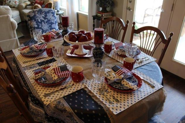 bellebleuinteriors.com-Fourth July Tablescape
