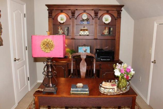 Belle Bleu Interiors Home Office 3