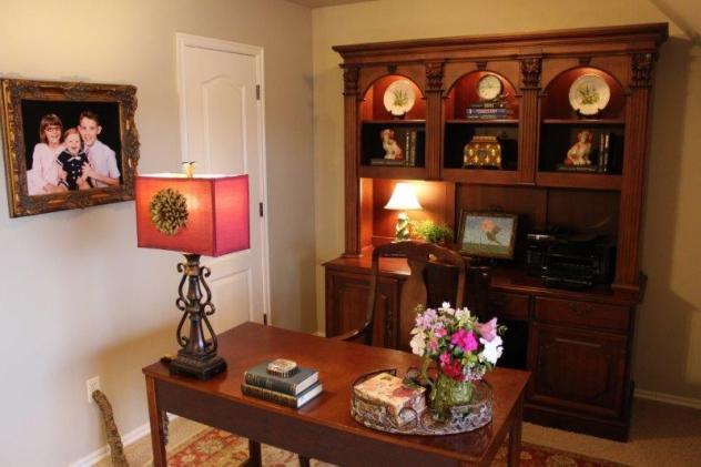 Belle Bleu Interiors Home Office 5