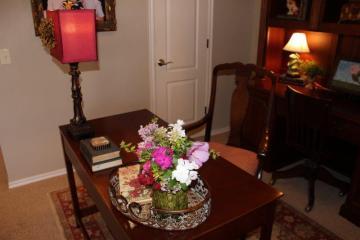 Belle Bleu Interiors Home Office 7