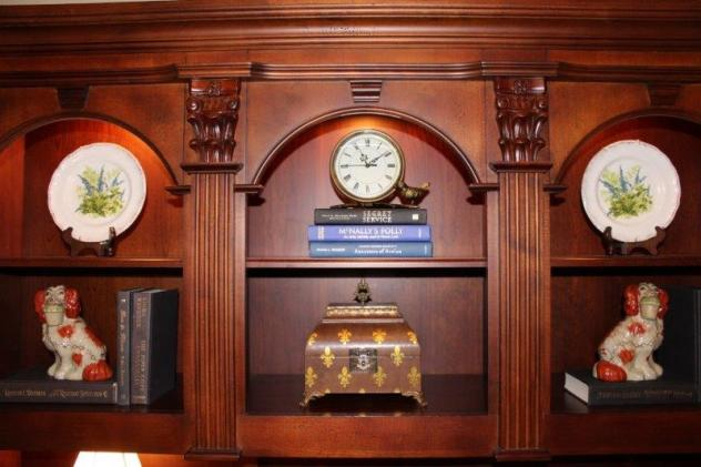 Belle Bleu Interiors Home Office 8