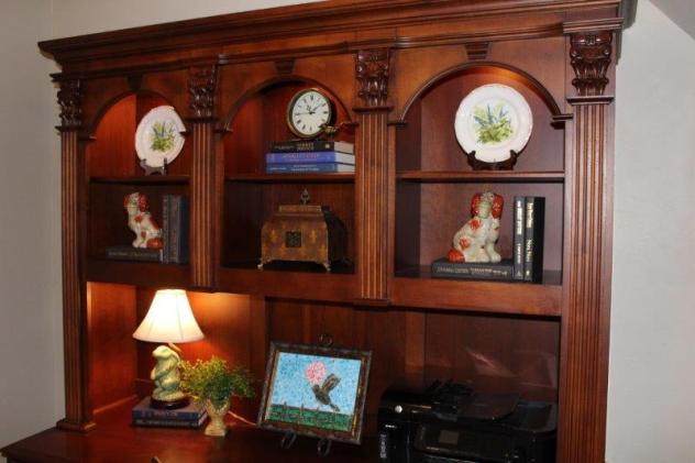 Belle Bleu Interiors Home Office 9