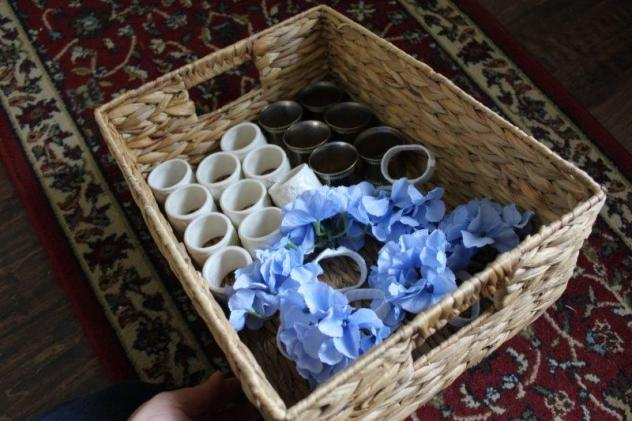 Belle Bleu Interiors Linen Closet 9