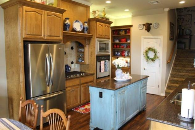 Belle Bleu Interiors Summer Kitchen Tour 4