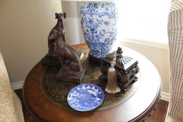 Belle Bleu Interiors Summer Living Room 6
