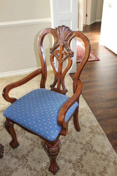 Belle Bleu Interiors Changing the Look of a Chair 19