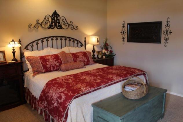 Belle Bleu Interiors Master Bedroom Update 9