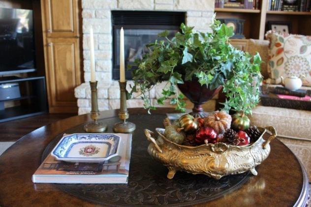 Belle Bleu Interiors Fall Coffee Table 7