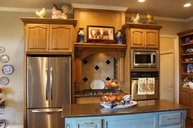 Belle Bleu Interiors Fall French Country Kitchen Tour 13