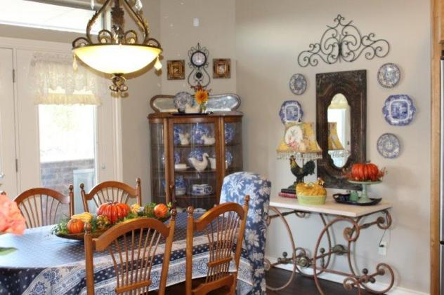 Belle Bleu Interiors Fall French Country Kitchen Tour 26
