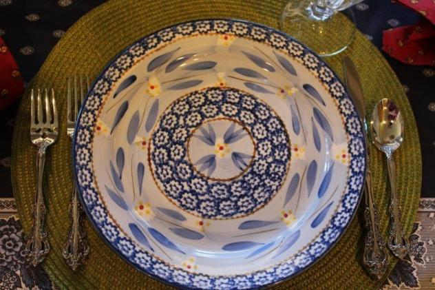 Belle Bleu Interiors Pumpkin Tablescape 4
