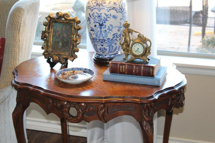 FRENCH COUNTRY DESIGN: MIXING THE OLD WITH THE NEW