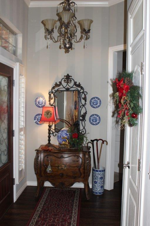 Belle Bleu Interiors Christmas Home Tour 4