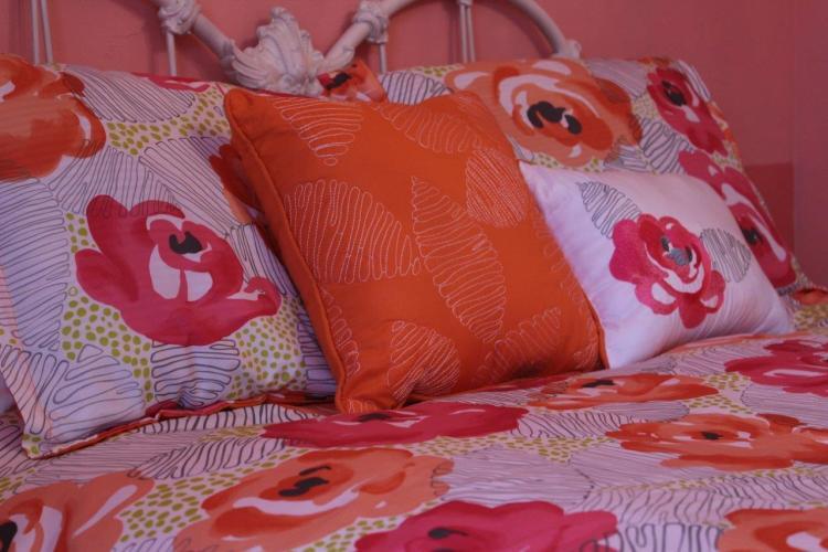 Belle Bleu Interiors Teen Girl's Bedroom