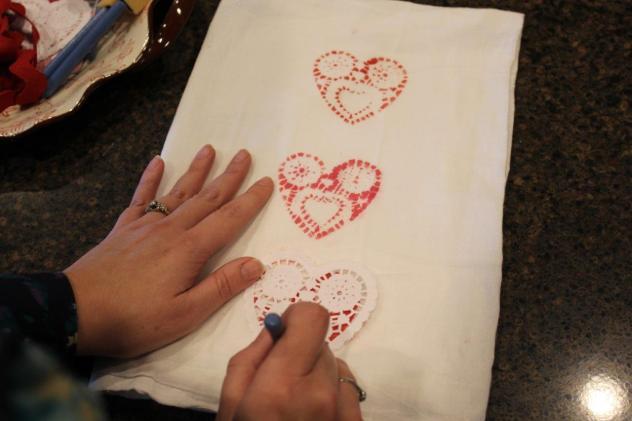 Belle Bleu Interiors Valentine Craft 1