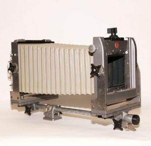Calumet CC-400 4x5 Large Format Camera Body