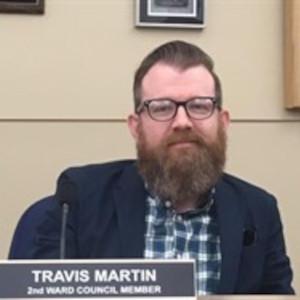 Travis Martin