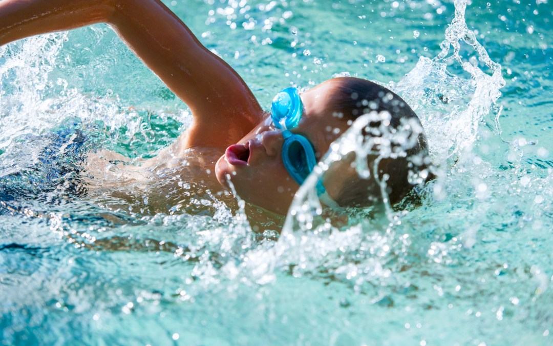 Swimming Lessons at Belle Fourche Rec Center
