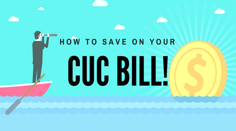CUC Saving Tips