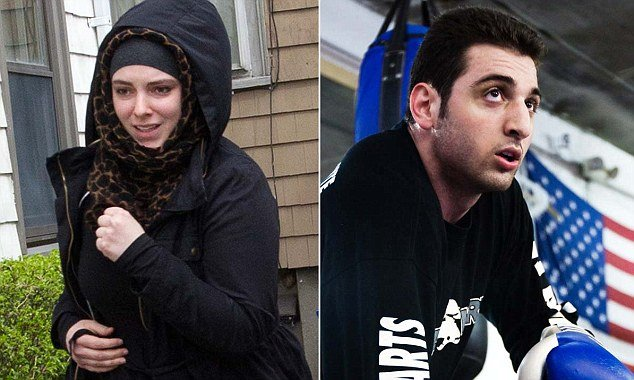 Katherine Tsarnaev Cat And Russell
