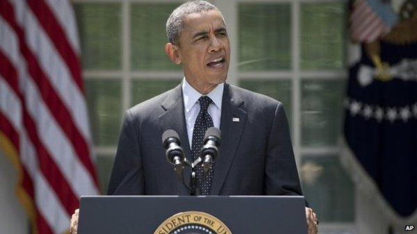 Barack Obama: US will keep 9,800 troops in Afghanistan ...