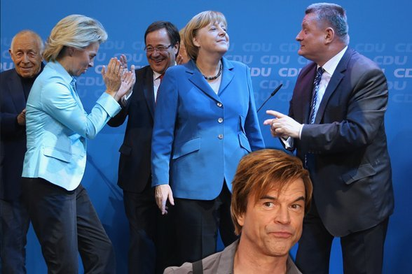 Angela Merkel apologizes to Campino for using his song at ...