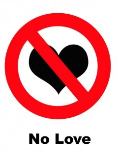 Image result for not loving