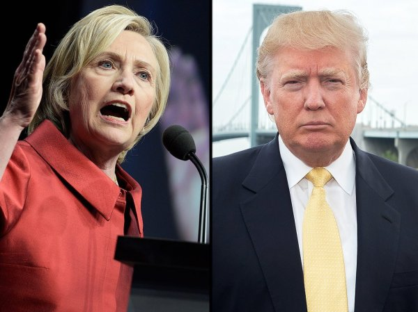 Hillary Clinton Defends Claim That ISIS Uses Donald Trump ...