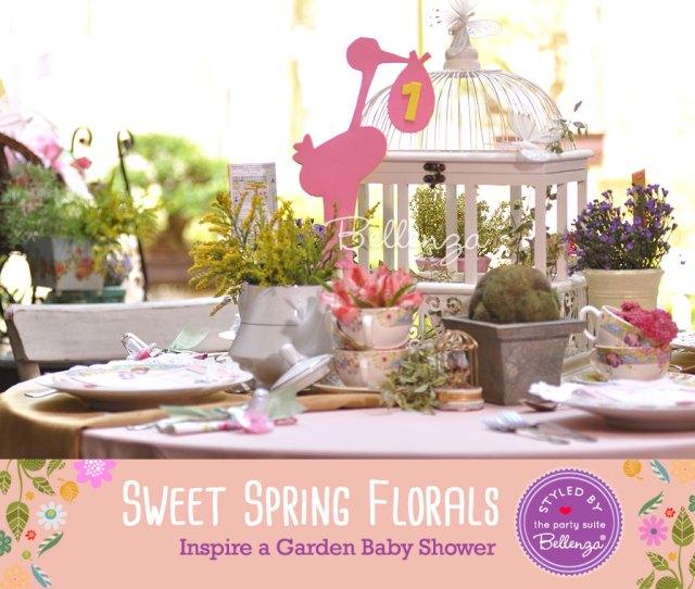 A Charming Pocket Garden As Venue