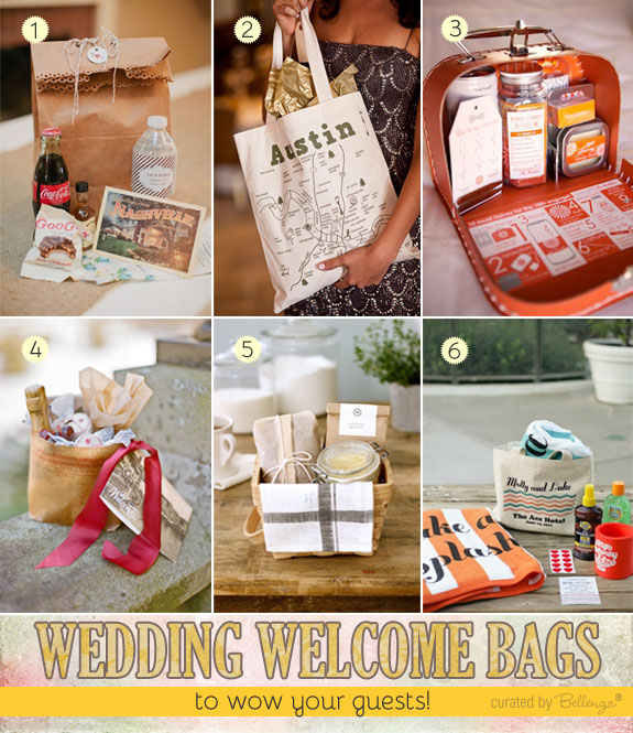 Santa Monica Wedding Welcome Bag By Hcs Now