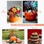 Diy Tips Ideas Using Pumpkins As Fall Wedding Decorations Creative And Fun Wedding Ideas Made Simple