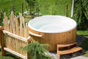 Hot tub gazebos