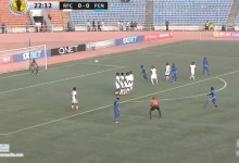 Photo of شاهد هدف ياسين الشيخ الولي لأفسي نواذيبو في مرمى رينجرز النيجيري في كأس الكونفيدرالية الأفريقية