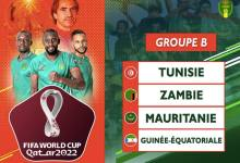Photo of تعرف على مجموعة موريتانيا ف الدور الثاني من التصفيات الإفريقية المؤهلة لكأس العالم 2022 بقطر