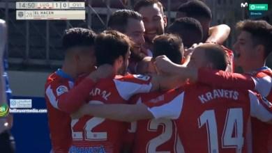 Photo of الحسن العيد يسجل ثاني أهدافه في ثاني مباراة له مع ناديه الجديد