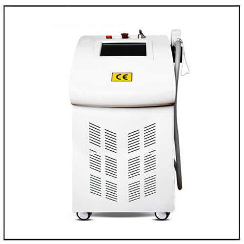 Semiconductor 808nm Laser Permanent Hair Removal Machine