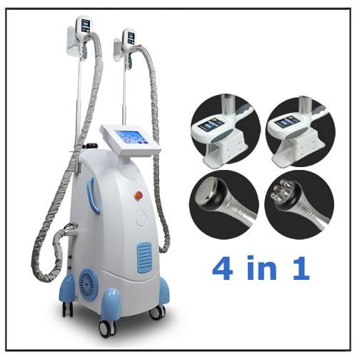 Cryolipolysis RF Cavitaion Beauty Machine