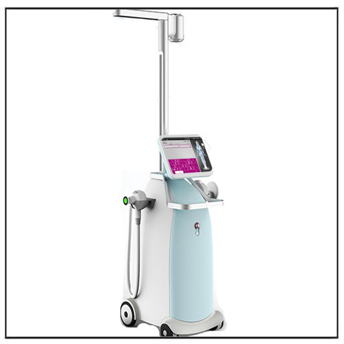 Hifu Vacuum RF Body Slimming Equipment
