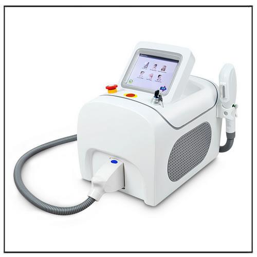 Portable Laser IPL Hair Removal Machine