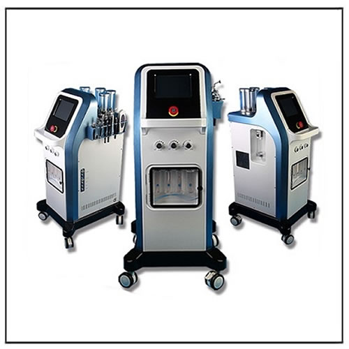 Skin Care Oxygen Jet Peel Machine