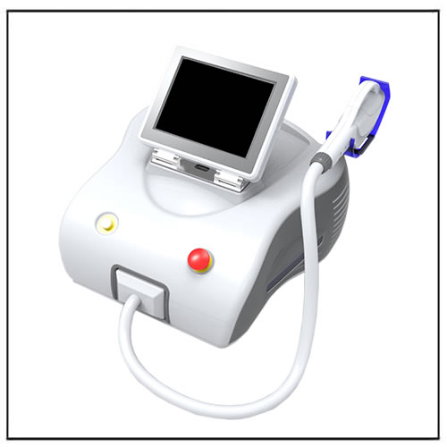 Laser IPL Hair Removal Skin Rejuvenation Equipment