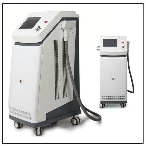 Diode Laser 808nm Hair Removal Machine For Face And Body Beauty