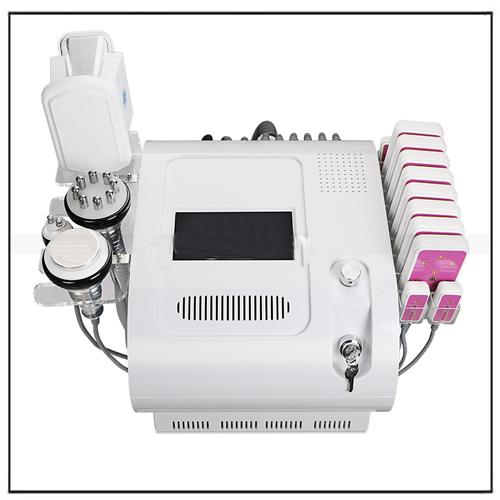 40K Ultrasonic Cavitation Radio Frequency Frozen Fat Freeze Lipo Laser Machine