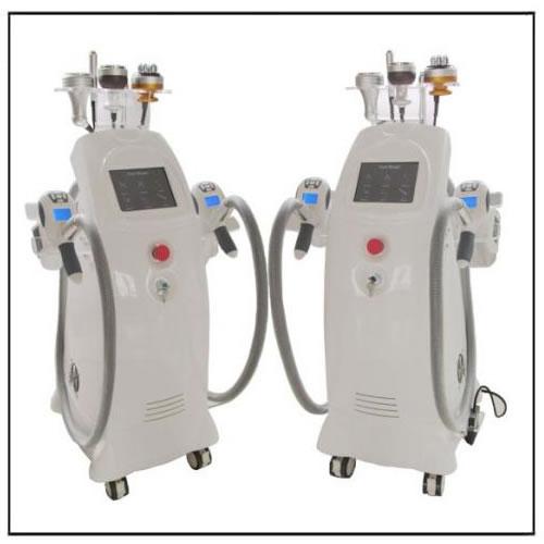 Body Shaping Ultrasound Cryolipolysis Cavitation Machine