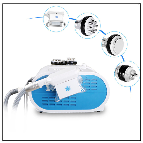 Cool Cold Slimming Vacuum Face Body RF 40KHz Cavitation Machine